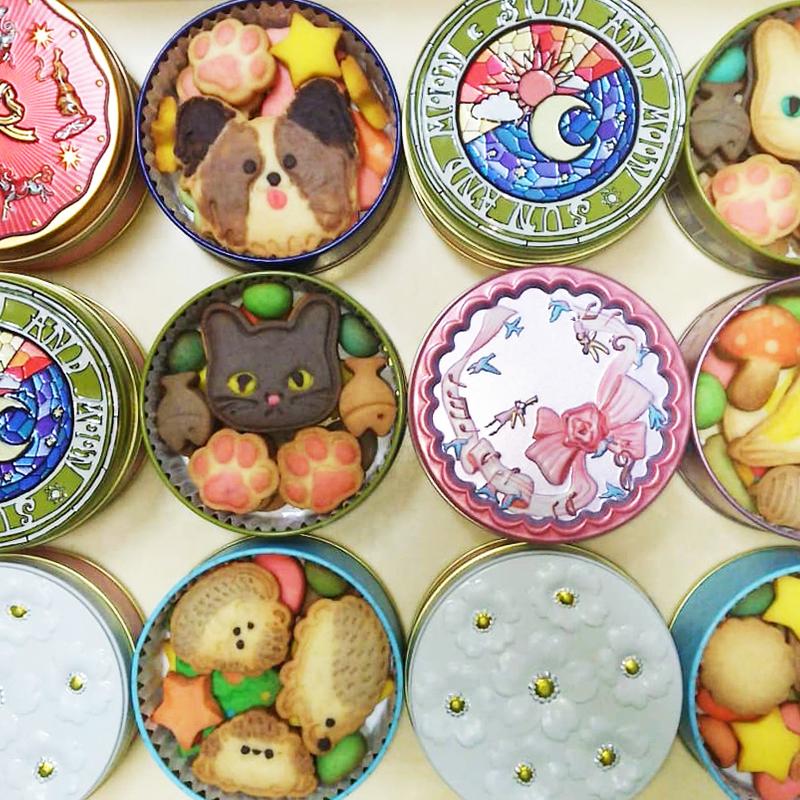 お取り寄せしたくなる京都麗しのクッキー缶6選