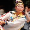 松山よさこい風舞人:2017よさこい全国大会(8月12日、高知、帯屋町筋商店街)