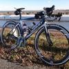 自転車 de 初詣