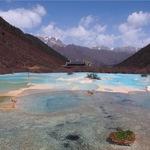 中国の世界遺産3 黄色い龍の鱗のような無数の池! -黄龍風景区-