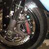 バイク整備 フロントフォークとディメンジョンの考察