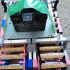 3Dプリンター製自作クローラーの悪路走行テスト