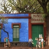 フリーダ・カーロの「青い家」に行く