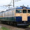 115系S26編成 特別快速軽井沢リゾート1号
