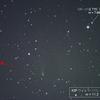 10月01日未明 2つの周期彗星 43P & 144P