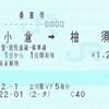 西小倉〜小倉間、博多〜吉塚間の区間外乗車