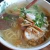 上大岡【G麺7】らーめん塩 ¥780+しょうがダレチャーシュー丼 ¥360