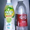 カルピスを炭酸水で割っていただく日本の夏