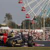 F1第15戦日本GP、V.ペトロフ、9位入賞!B.セナは16位完走。