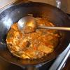 幸運な病のレシピ( 1239 )夜:サンマ、焼き鳥、茄子のトロトロ(新玉ねぎ、タケノコ、茄子、もやし)