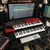 今日のスタジオ