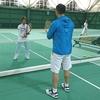 【ユーザーボイス】~スタッフ編~ スマートテニスセンサーを活用して苦手なボレーを克服!