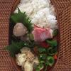 砂肝青唐辛子とアスパラベーコン巻