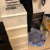 【収納】寝室クローゼット内の収納ケースの整理整頓