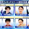 世界フィギュアスケート国別対抗戦2021 番宣(随時更新)
