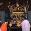 秋祭り 横浜日枝神社例大祭 大神輿巡行