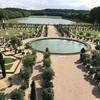 ベルサイユ宮殿の庭園ツアー