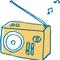 「村上RADIO」と「radikoro」
