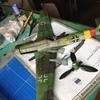 1/32 造形村 Ta-152H-1 初回予約限定特典付き 製作途中その7