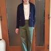 パンツ専門ブランドが作った一年じゅう履ける極上のチノパン