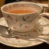 素敵な食器の紅茶でより一層リフレッシュ!