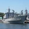 補給艦ましゅうに会いに行く横須賀追撃戦