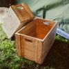 成城石井のワイン箱を使って簡単&プチプラで部屋をオシャレに【インテリア】