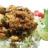 ポカラの三大日本食レストランで刺激的な油淋鶏【青空】