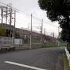 ナゴヤ球場近くを通る名古屋港線をたどり旅しました。