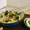 6/11 春雨野菜卵スープ  @減量めし