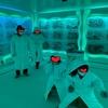 GOTOキャンペーン 子連れ 双子 東北旅行3日目 気仙沼 海の市 氷の水族館