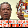 マレーシア全体が閉鎖。3週間部屋に篭ってやりたいことをやりまくる!!!