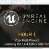 【チャンス到来 利用しなければ損I?】 UnrealEngine4「インストラクターガイド」公開!! 現在翻訳作業中です!