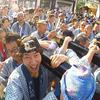 """【浅草三社祭】神輿の先頭はケンカ必至!江戸の""""粋""""を担いだ!"""