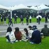 今年はテレビで 沖縄全戦没者追悼式