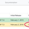 PHPUnit 7系が2020年2月でサポート終了するぞ!バージョンアップを急げ!