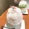 紅茶専門店のかき氷♡桜スペシャル(ティーハウス マユール @宮崎台)