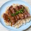 【簡単レシピ】炊飯器で同時メシ!「ステーキメシ」と「ミートドリア」の作り方