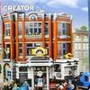 LEGO 10264 街角のガレージ ①