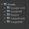 GoogleVR SDK for Unity + Google TangoでTango VR