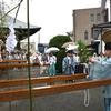 9月29日 前鳥神社・真土神社・日枝神社 三社合同渡御行われる