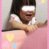 ☆ クッション投げで大爆笑 《1歳3ヶ月》