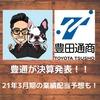 豊田通商・決算発表速報!(2020年3月期)