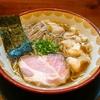 「Wワンタン麺」自然派らーめん 神楽