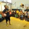 コミタンシージョでのフリースタイルフットボール教室の記録~グアテマラ通信