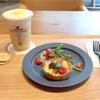 まるで飲むチーズケーキ!新感覚レモンクリームチーズティー(Milk. Black. Lemon. @代官山)