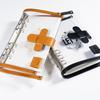「中身が見えるシステム手帳-LETSクリアシステム手帳」が新ブランドからクラウドファンディングで登場