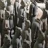 西安 秦始皇帝博物館(兵馬俑)と秦始皇帝陵へのバスを利用した行き方!