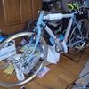 衝動買い! 通勤用自転車 ブリジストンサイクル CHeRO 650C フォグブルー