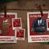 【2週目の報酬公開】アドベントカレンダー2020-フェリックスの『セーター』生存者用魔よけ『生存者の靴下』など【dbd】